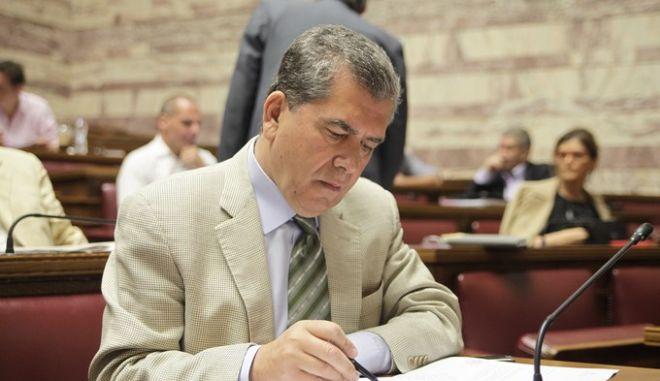 Κοινή συνεδρίαση της Κοινοβουλευτικής Ομάδας του ΣΥΡΙΖΑ και της Πολιτικής Γραμματείας με θέμα την έγκριση της πρότασης που υπέβαλλε η ελληνική κυβέρνηση στους εταίρους. την Παρασκευή 10 Ιουλίου 2015. (EUROKINISSI/ΓΙΩΡΓΟΣ ΚΟΝΤΑΡΙΝΗΣ)