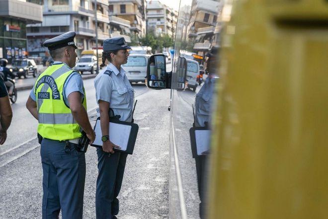 Έλεγχοι της Τροχαίας σε σχολικά λεωφορεία - Βρέθηκαν 94 παραβάτες
