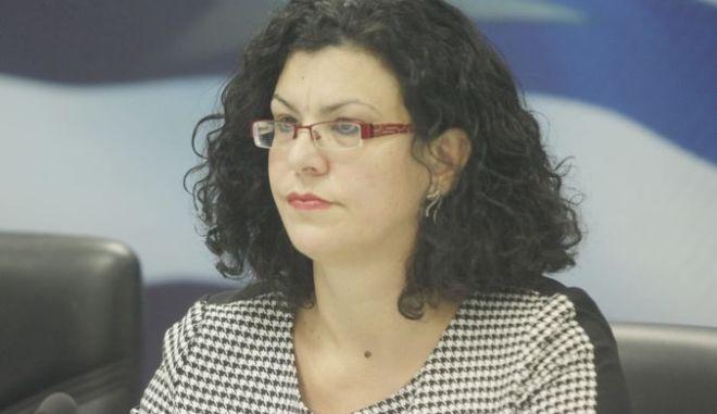 Η Μαρία Καραμεσίνη