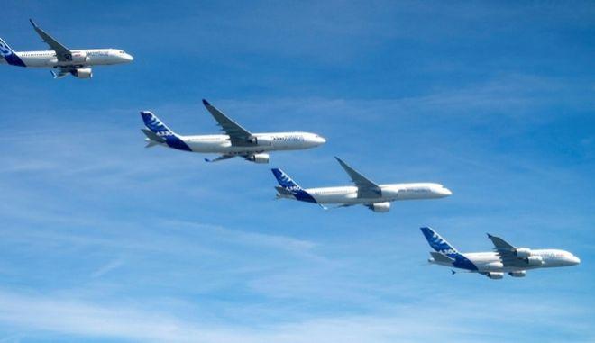 Η Airbus δίνει στους επιβάτες τη δυνατότητα να κάνουν επιλογές για το ταξίδι τους
