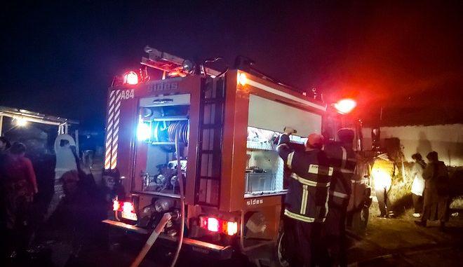 Νεκρό ανασύρθηκε 7χρονο κοριτσάκι τα ξημερώματα από την πυροσβεστική