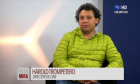 Ο Κολομβιανός σκηνοθέτης Τρομπετέρο
