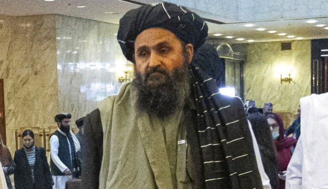 Ο συνιδρυτής και δεύτερος στην ιεραρχία των Ταλιμπάν, μουλάς Αμπντούλ Γάνι Μπαράνταρ