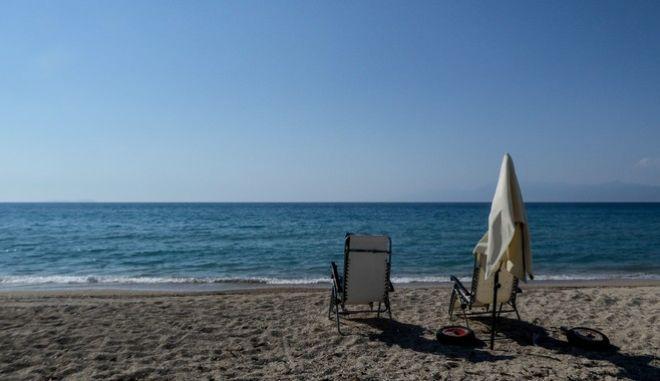 Παραλία (φωτογραφία αρχείου)