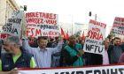 Συγκεντρώσεις ενάντια σε ενδεχόμενη εμπλοκή της Ελλάδας στη Συρία
