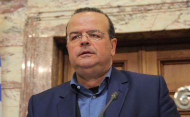Ο βουλευτής του ΣΥΡΙΖΑ Αλέξανδρος Τριανταφυλλίδης