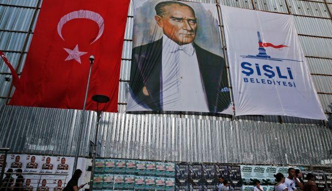 Ο Mustafa Kemal Ataturk