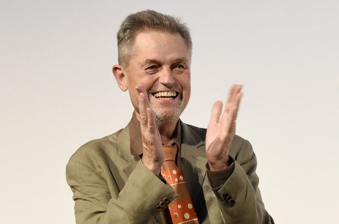 FILE - In this Sept. 13, 2016, file photo, Jonathan Demme, director of the concert film