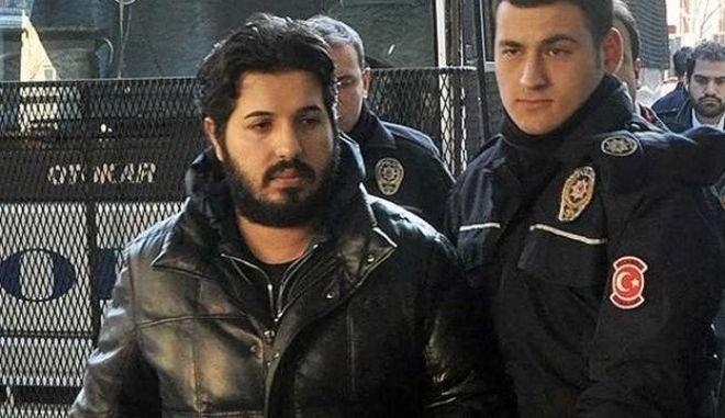 Θρίλερ διαφθοράς στην αυλή του Ερντογάν
