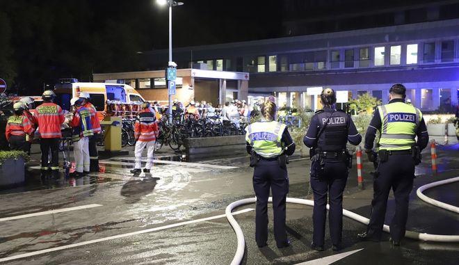 Αστυνομία στη Γερμανία (φωτογραφία αρχείου)