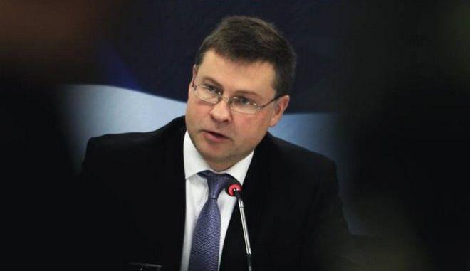Ντομπρόβσκις: Σε καλό δρόμο η Ελλάδα