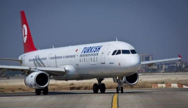 Turkish Airlines: Έκλεισε το 2017 με πληρότητα 79,5%