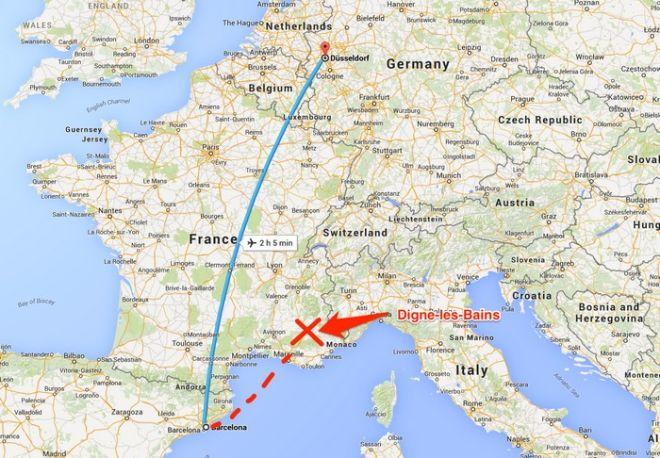 Αεροπλάνο Airbus A320 έπεσε στις Νότιες Άλπεις. Νεκροί όλοι οι επιβαίνοντες