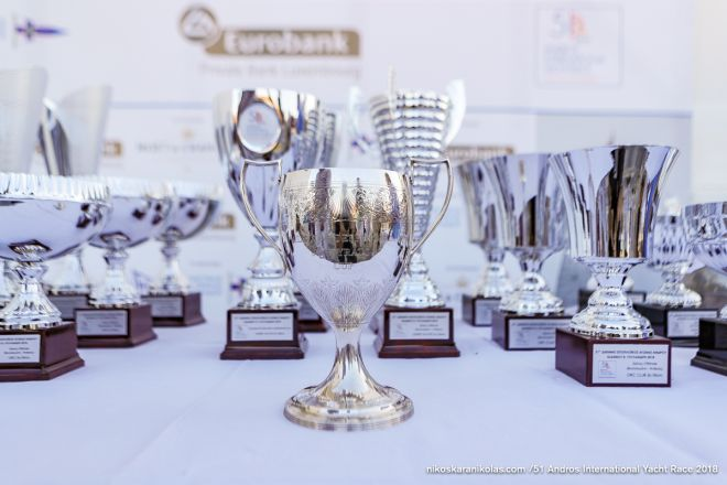 Ο 51ος Διεθνής Ιστιοπλοϊκός Αγώνας Άνδρου εντυπωσίασε ιστιοπλόους και επισκέπτες!