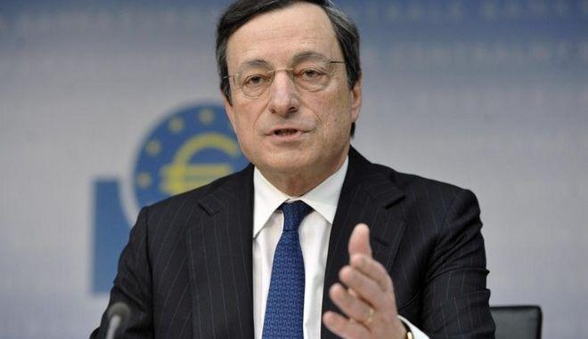 06/12/2012 Francoforte, conferenza stampa del presidente Mario Draghi, al termine del Consiglio del Governo della BCE (ECB)