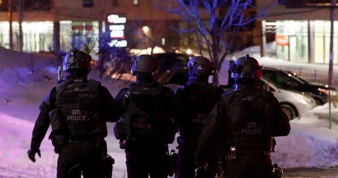 Καναδάς: Ένοπλοι έσπειραν τον θάνατο σε τέμενος στο Κεμπέκ