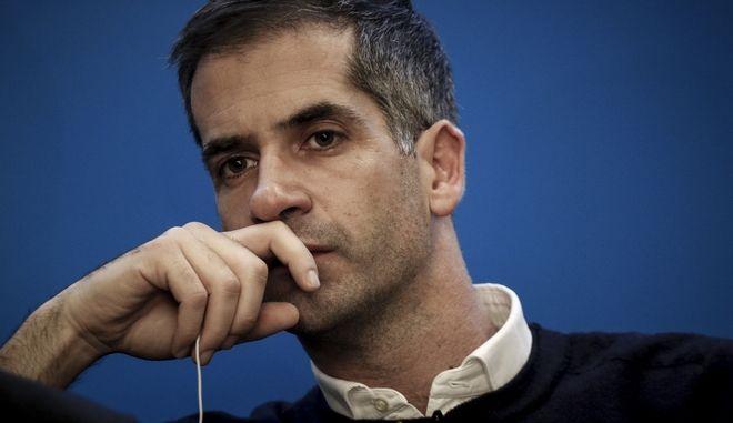 Ο υποψήφιος δήμαρχος Αθηναίων, Κώστας Μπακογιάννης