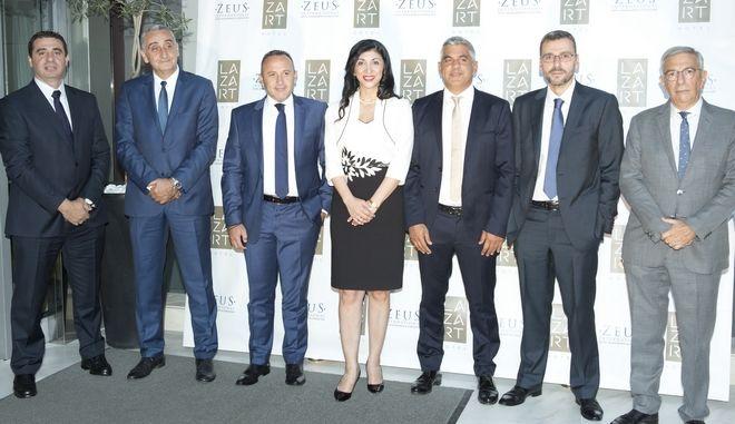 Επίσημα εγκαίνια για το LAZART Hotel στη Θεσσαλονίκη