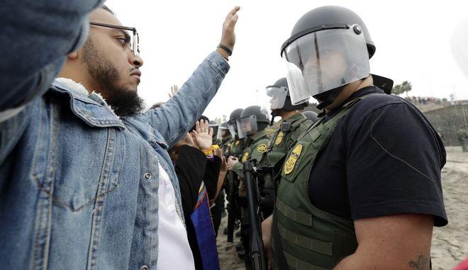 Σύλληψη άντρα στις ΗΠΑ