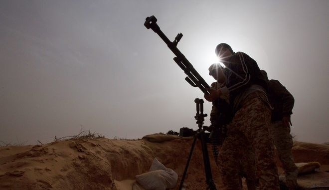Πόλεμος στη Λιβύη