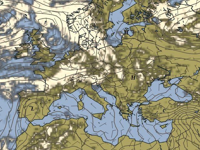 Καιρός: Σε άνοδο η θερμοκρασία την Κυριακή, θα φτάσει τους 35 βαθμούς στα ηπειρωτικά