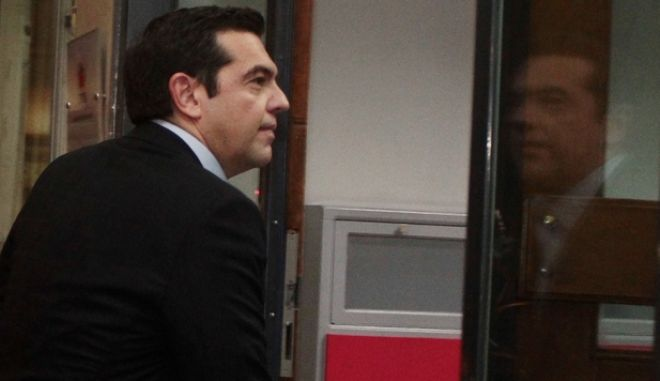 ΑΘΗΝΑ-Συνεδριάζει η Πολιτική Γραμματεία του ΣΥΡΙΖΑ.(Eurokinissi-ΣΤΕΛΙΟΣ ΣΤΕΦΑΝΟΥ)