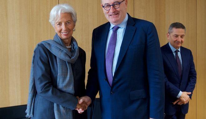 Συνεδρίαση της Ευρωπαϊκής Κεντρικής Τράπεζας, την Δευτέρα 20 Ιανουαρίου 2020