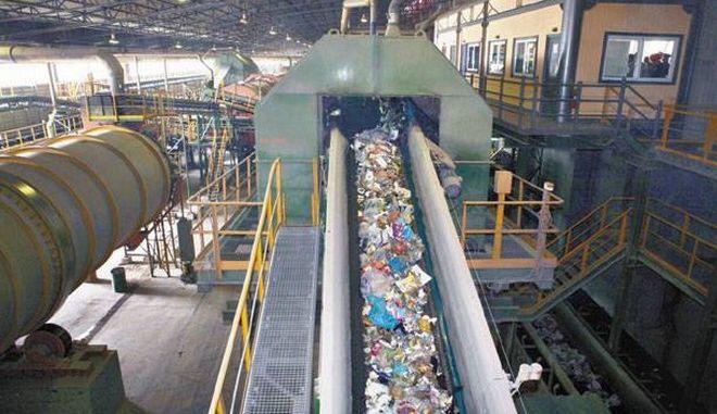 Σημαντική απόφαση του ΕΔΣΝΑ για το Εργοστάσιο Μηχανικής Ανακύκλωσης