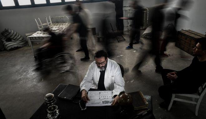 """Παράσταση κρατουμένων στις Φυλακές Κορυδαλλού: """"Μάθημα κουράγιου!"""""""