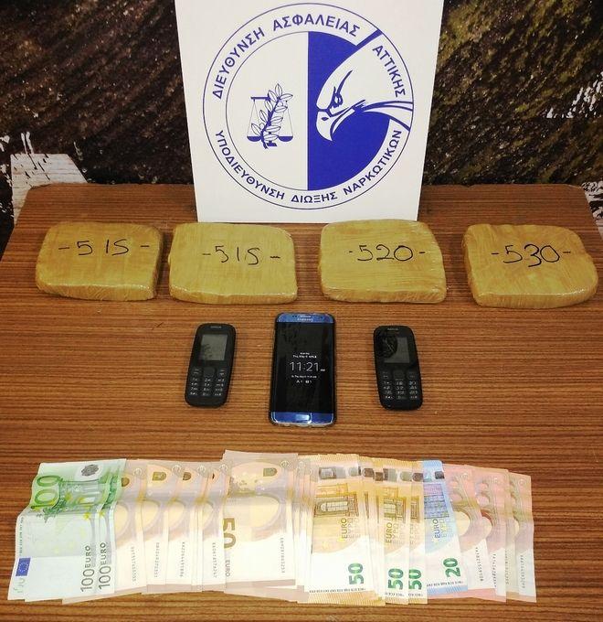 Συλλήψεις για διακίνηση ναρκωτικών