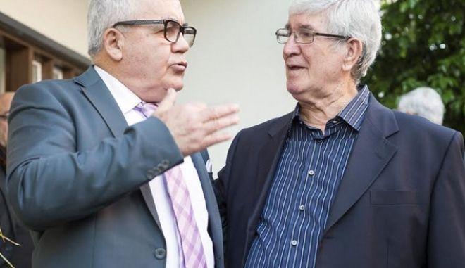 Ένας Ελληνοκύπριος και ένας Τουρκοκύπριος ξαναβρέθηκαν μετά από 42 χρόνια