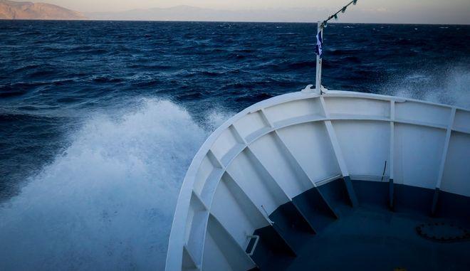 Πλοίο παλεύει με τα μποφόρ στις Κυκλάδες, Αρχείο