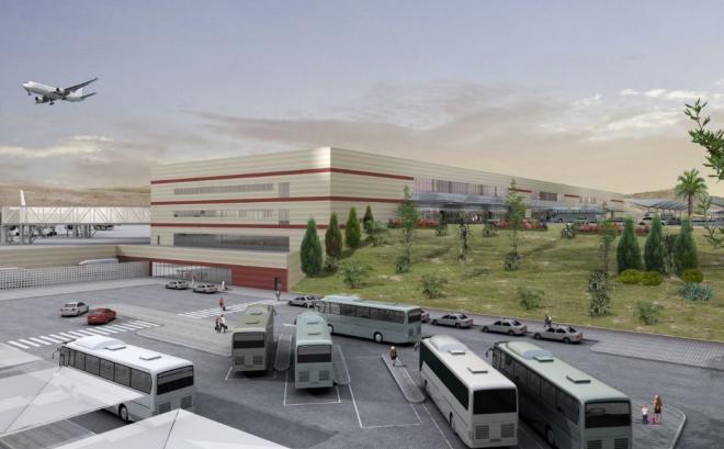 Καστέλι: Έτσι θα είναι το νέο διεθνές αεροδρόμιο της Κρήτης