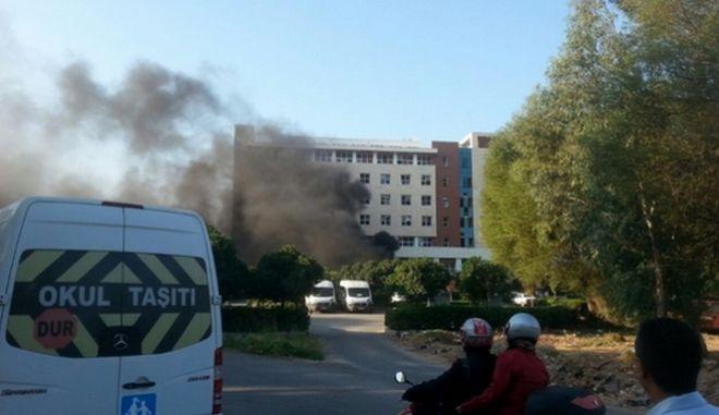 Τουρκία: Έκρηξη στην Αττάλεια