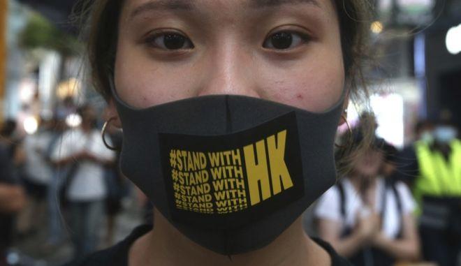 Χονγκ Κονγκ: Ψηφίστηκε ο νόμος για την εθνική ασφάλεια