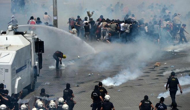 Τουρκία: Απαγορευτικό σε Ταξίμ και Γκεζί, στη δεύτερη επέτειο των αιματηρών επεισοδίων