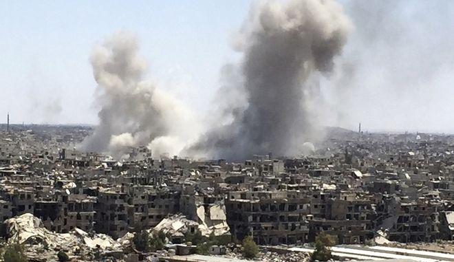 23 άμαχοι νεκροί, μεταξύ τους δέκα παιδιά, σε επιδρομές εναντίον του ISIS