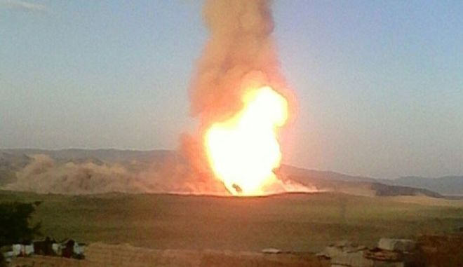 Τουρκία: Διεκόπη η ροή φυσικού αερίου λόγω επίθεσης σε αγωγό
