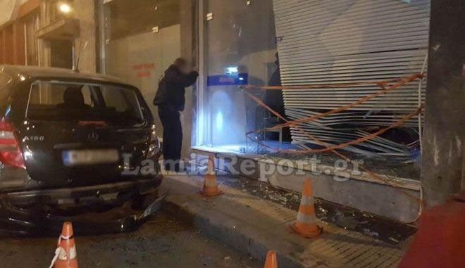 Λαμία: Μεθυσμένος οδηγός έσπειρε τον πανικό