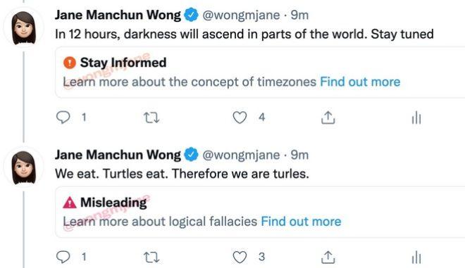 H Τζέιν Μακούν Γουόνγκ δουλεύει στο χώρο της έρευνας, για την ασφάλεια στο διαδίκτυο και αποκάλυψε πώς θα διαχειρίζεται το Twitter τα 'τιτιβίσματα' μας στο εγγύς μέλλον.