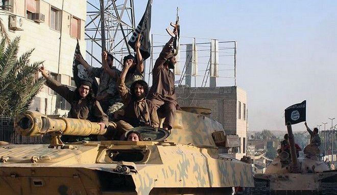 Το ISIS εκτέλεσε οκτώ Ολλανδούς μαχητές του