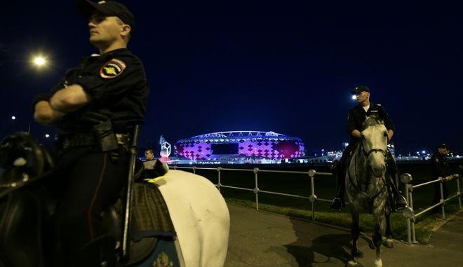 Ρώσοι αστυνομικοί