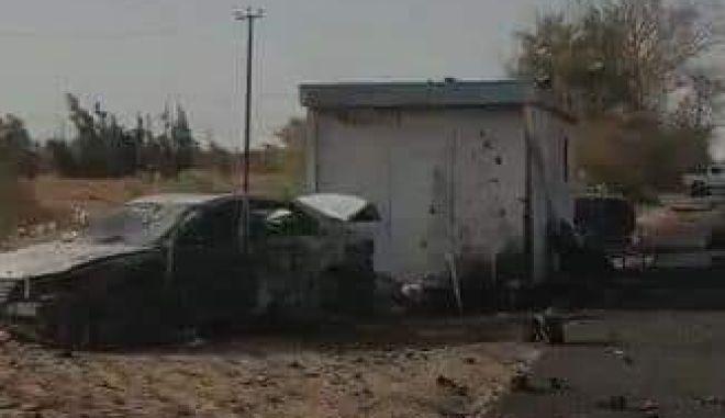 Λιβύη: Έκρηξη παγιδευμένου αυτοκινήτου- Δύο νεκροί και πέντε τραυματίες
