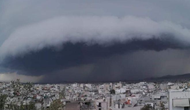 Καταιγιδοφόρα σύννεφα