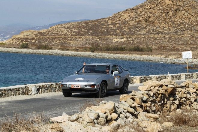MYKONOS OLYMPIC CLASSIC RALLY 2016 (EUROKINISSI/MYKONOS OLYMPIC CLASSIC RALLY)