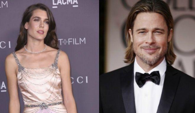 Όλη η αλήθεια για τη 'γαλαζοαίματη' σύντροφό του Brad Pitt