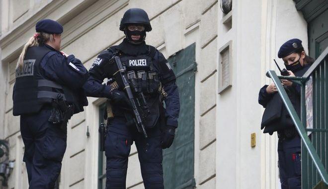Αστυνομικοί στην Αυστρία