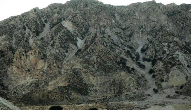 Ηφαίστειο - Φωτό αρχείου