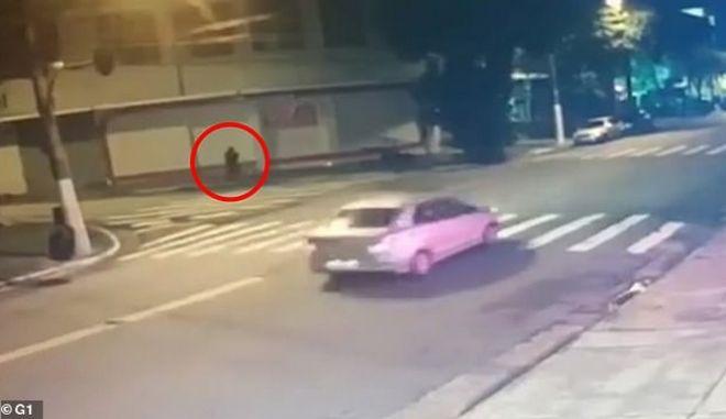 Η επίθεση κατά του αστέγου