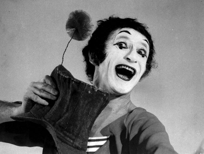 Μαρσέλ Μαρσό, 1970